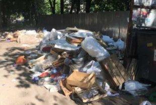 Как найти управу на мусорного регоператора?