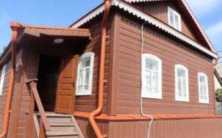 После реконструкции Дом-музей В.И. Чапаева так и не открылся