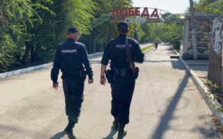 Полиция ужесточит контроль за ношением масок и социальным дистанцированием