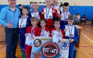 Маленькие победители большого турнира