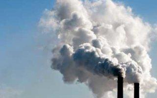 В России установлен рекорд по загрязнению воздуха