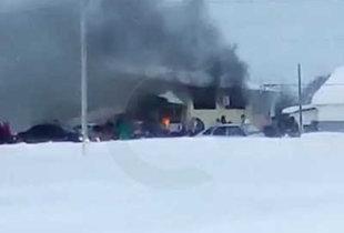 Взрыв в кафе в Саратовской области. 22 пострадавших, один человек погиб
