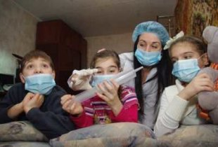 Эпидемия гриппа и ОРВИ. В области закрываются на карантин школы и детсады