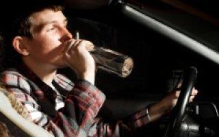 В Березово пьяный водитель протаранил опору линии электропередач