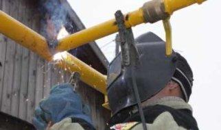 В Пугачевском районе начали отрезать газ неплательщикам