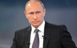 Путин продлил «нерабочие дни» до 12 мая