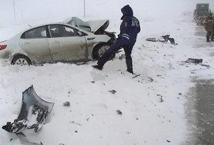 Авария под Успенкой. Заведено дело на 56-летнего водителя из Балаково
