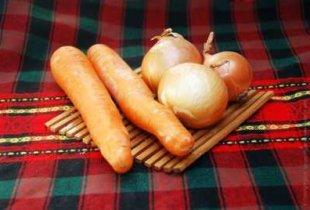 В области подорожали морковь и репчатый лук