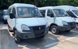 Микроавтобус для многодетной семьи