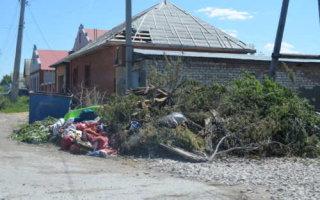Спасибо главе района за чистоту и порядок в Пугачеве!