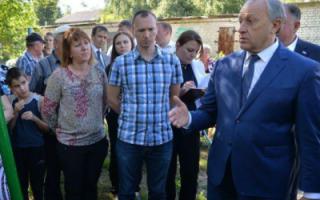 Уроки косноязычия от саратовского губернатора