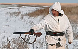Сезон охоты закрыт