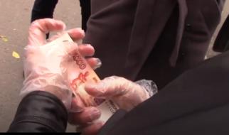 Депутат Собрания Ивантеевского района задержан при передаче взятки (видео)