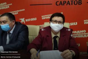 Саратовская область. Режим самоизоляции будет продлен в июне