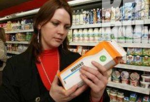 Цены на молоко и молочные продукты вырастут на 20%