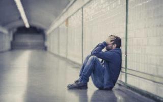 Население впало в депрессию