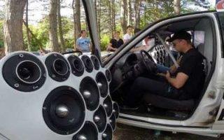 В Саратовской области собираются запретить громкую музыку в автомобилях