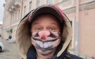 В России разнесли рекомендации ВОЗ о ношении масок