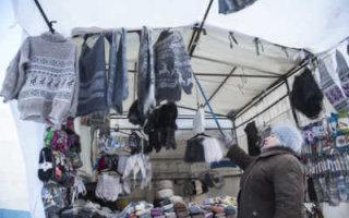 Ларьки и палатки вернутся на улицы
