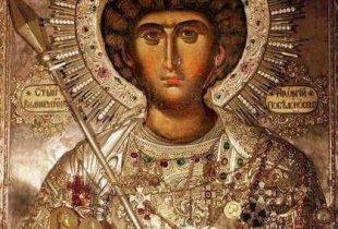 6 мая – День Святого Георгия Победоносца