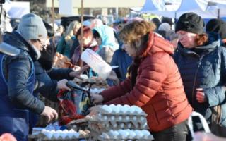 Продовольственная инфляция в регионе достигла 4,7%