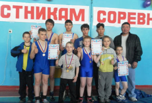 Победители и призеры областного турнира