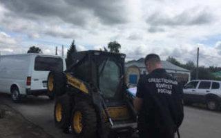 В Пугачеве под мини-погрузчиком погиб электромеханик