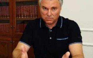 Володин указал саратовским чиновникам на отсутствие совести