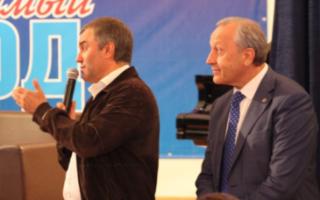 Губернатор Радаев и его мертвечина