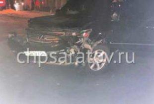 В ДТП в Пугачеве пострадали дети