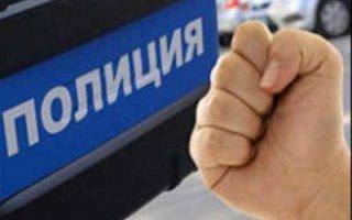 Жителю Ивантеевки грозит пять лет за нападение на полицейского