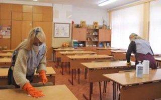 Скоро в школу. Пугачевские власти молчат. Гарантий безопасности для детей нет