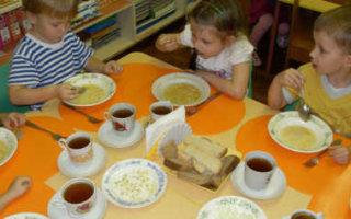 Массовые нарушения при организации питания в детсадах и школах Саратовской области