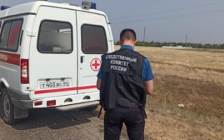 В Пугачевском районе в машине скорой помощи скончалась женщина