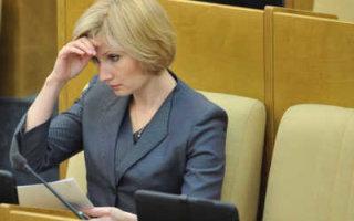 Депутата Госдумы Баталину пообещали проклинать каждый день
