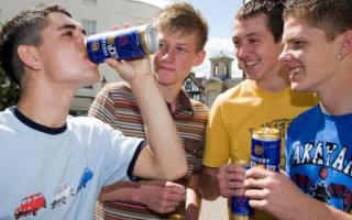 Все что нужно знать об алкоголизации молодежи