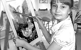 Старшее поколение в детских рисунках