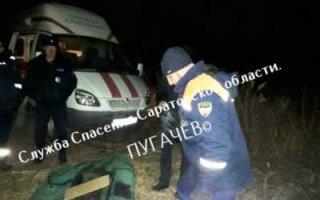 В Пугачевском районе погиб рыбак