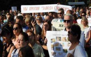 АПЭК: Протесты в Саратовской области не спадут