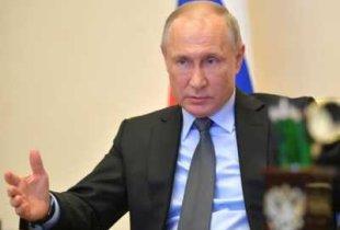 Путин пригрозил губернаторам посадками до 7 лет
