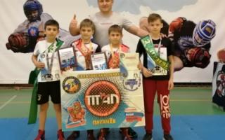 """Новые победы """"титановцев"""""""