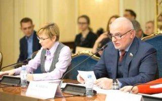 Законопроект Боковой – Клишаса принят во втором чтении