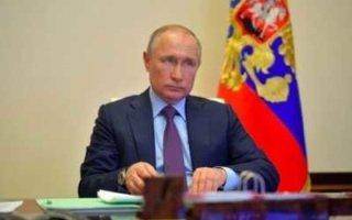 Путин отложил призыв в армию для выпускников этого года