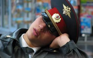 Почему полиция не хочет работать