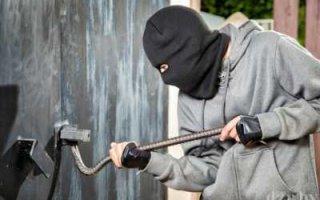 Участились кражи из гаражей