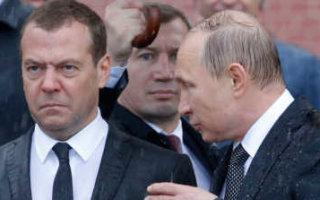 Маски сброшены или ловушка для Медведева