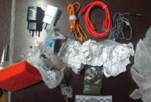 В ИК-17 в Пугачеве пытались перебросить запрещенные предметы