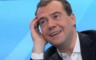 В Госдуме подвергли сомнению адекватность Д. Медведева
