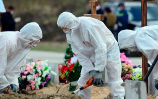 В России резко выросла смертность трудоспособного населения