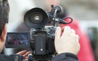 В Пугачев приезжало телевидение